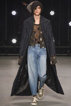 Topman Design Fall 2016 Menswear Fashion Show