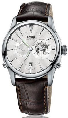 Oris Watch Artelier Greenwich Mean Time Leather Limited Edition #bezel-fixed #bracelet-strap-leather #brand-oris #case-material-steel #case-width-42mm #date-yes #delivery-timescale-call-us #dial-colour-silver #gender-mens #gmt-yes #limited-edition-yes #luxury #movement-automatic #official-stockist-for-oris-watches #packaging-oris-watch-packaging #style-dress #subcat-artelier #subcat-limited-editions #supplier-model-no-01-690-7690-4081-07-5-22-70fc #warranty-oris-official-2-year-guarantee…