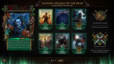 Gwent Saovine: Holiday of the Dead Guide