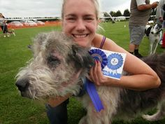 Alfred wins Place Best Rescue at the Crossbreed & Mongrel Club show Mongrel, King, Club, Dogs, Animals, Animales, Animaux, Animal Memes, Animal
