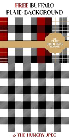 free buffalo plaid background Come and get your gorgeous Buffalo Plaid Digital Paper! Digital Scrapbook Paper, Free Digital Scrapbooking, Scrapbook Pages, Digital Papers, Digital Paper Freebie, Friend Scrapbook, Scrapbooking Layouts, Buffalo Check, Scrapbook Christmas Cards