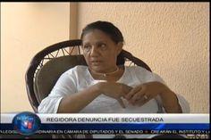 Regidora por el Frente Amplio denuncia que fue secuestrada el dia de toma de posesión