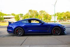 2016 in Deep Impact Blue Ford Mustang 2016, Ford Mustang Forum, Ford Mustang Shelby, Mustang Cars, Ford Mustangs, First Mustang, Car Accessories For Girls, Dream Cars, Deep Impact