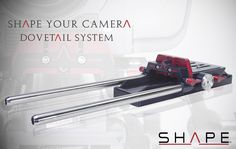 SHAPE DOVETAIL SYSTEM