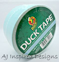 Pastel Blue Duct Tape Roll Rare by AJInspiredDesigns on Etsy, $15.00 Duct Tape Projects, Duck Tape Crafts, Duct Tape Colors, Tapas, Risky Business, Project Based Learning, Sensory Activities, Easy Diy Crafts, Pastel Blue