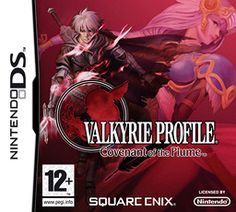 Nintendo DS - Valkyrie Profile: Covenant of the Plume