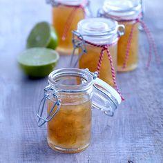 Lime- og ingefærmarmelade - Opskrifter