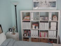 we've had our expedit for years now.  kind of looking for new ideas on how to display their books and toys . . .