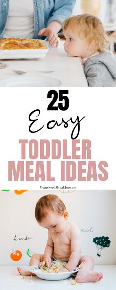 Easy Toddler Lunches, Healthy Toddler Meals, Healthy Kids, Toddler Food, Kids Meals, Toddler Nutrition, Kids And Parenting, Parenting Hacks, Food Ideas
