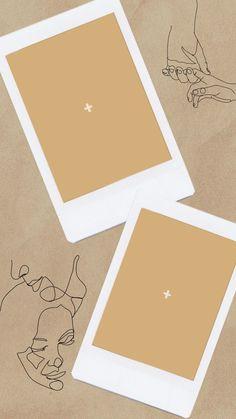 Ideas For Instagram Photos, Instagram Photo Editing, Creative Instagram Stories, Instagram Emoji, Instagram Blog, Old Dress, Birthday Post Instagram, Polaroid Picture Frame, Instagram Frame Template