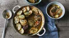 This delicious one-pot dish is so simple to make and so satisfying to eat - it will brighten up many a weekend.