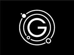 Creative Logo, Design, Gravity, Sophinie, and Som image ideas & inspiration on Designspiration G Logo Design, Identity Design, Brainstorm, Dj Logo, Gym Interior, Fitness Logo, Creative Logo, Cool Logo, Graphic Design Inspiration