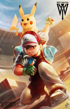 Pokemon | Ceasar Ian Muyuela