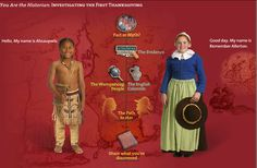 Here are 3 free videos that help explain the historical significance of Thanksgiving to kids, in a way that won't put us all to sleep after all that food.