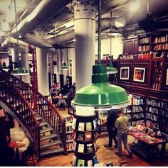 Housing Works Bookstore | SoHo