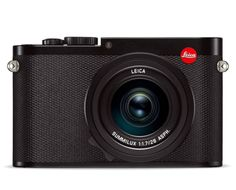 Leica the luxury camera manufacturer have recently announced the launch of the Leica Q a 24MP 28mm fixed lens compact camera.