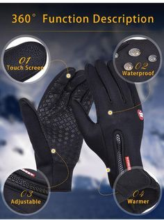 Winter Bicycle Bike Cycling Gloves Outdoor Sports Hiking For Men Women Windstopper Simulated Leather Soft Warm Gloves. Notice:Gloves are not all waterproof Only hand back waterproof. Motorcycle Gloves, Cycling Gloves, Men Hiking, Hiking Gear, Hunting Gloves, Waterproof Gloves, Tactical Gloves, Galaxy Note 4, Snowboard