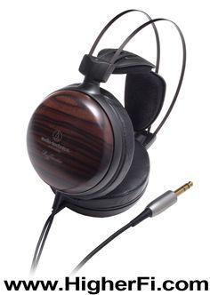 $1670 Audio Technica ATH-W5000