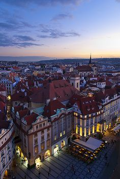 Prague, Czech Republic aka the best place I've visited yet. Looooove this city