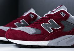 "New Balance MT580 Elite ""Maroon"""