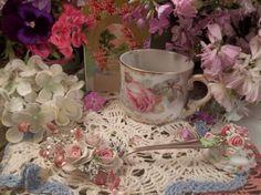 (Vintage beauty) Vintage Teaspoon Decoration