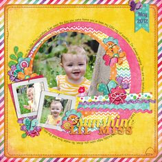 Lil Miss Sunshine - Sweet Shoppe Gallery