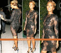 HOW THE FREAK SHE DO THAT??? Actress Eva Pigford Gave Birth Just THREE MONTHS AGO . . . And Look At Her NOW!!!