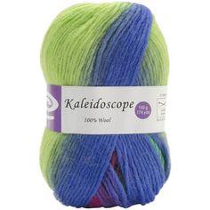 Kaleidoscope Yarn-Disco Lights