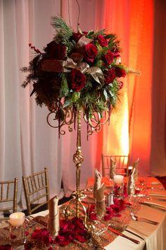 Floral Center Pieces | Red Carpet Events
