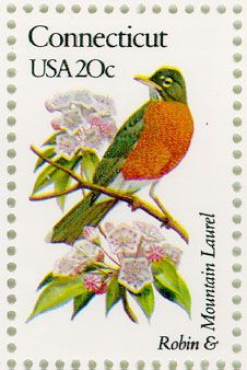 kansas state bird stamp - Google Search