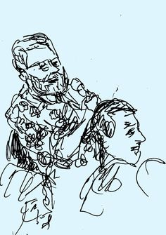 Salman Rushdie at the Free Library in Philadelphia — The Sketch Book Reporter — Medium