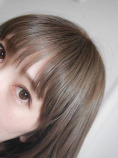 Hair inspiration detail are readily available on our internet site. Brown Hair Korean, Short Hair With Layers, Brown Blonde Hair, Cool Hair Color, Brown Hair Colors, Hair Highlights, Hair Looks, Dyed Hair, Hair Inspiration