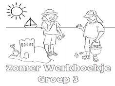 Zomer Werkboekje Groep 3