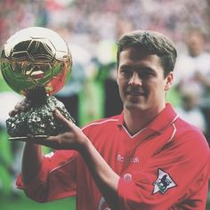 Just Michael Owen and the Ballon D'or