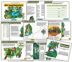 Kant en klare speurtochten. Jungle speurtocht Een jungle speurtocht voor alle kleine avonturiers! De kids moeten de mythische schat van de maya's redden, voordat de gemene plunderaars ermee vandoor gaan. Een echt avontuur in de jungle! Leuke speurtocht Kinderfeestje Koop, download en print uit Een must voor het kinderfeestje Koop, download en print uit.Ook GPS-speurtochten #speurtocht #kinderfeest