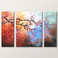 Resultado de imagen para painting tree