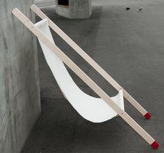 Curt deck chair by Bernhard Burkard