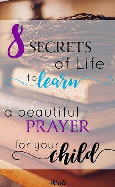 Also a War Room prayer journal, print this list of rich truths and foundational Bible verses to pray for your children. Scriptures for strength, trusting God's plan, words of encouragement, and praying God's promises. via /ChristiLGee/