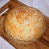 Recept : Chleba z pekáčku | ReceptyOnLine.cz - kuchařka, recepty a inspirace Pan Bread, Bread Baking, Bread And Pastries, Food To Make, Dairy, Food And Drink, Cheese, Homemade, Cookies
