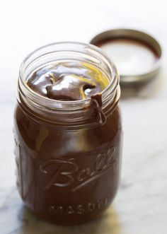 Here's another post for our series of Wonders, featuring recipes involving only 2 ingredients and very little effort. You'll be surprised at all the amazing things you can … Fudge Recipes, Candy Recipes, Sauce Recipes, Sweet Recipes, Quick Recipes, Holiday Recipes, Pudding Recipes, Homemade Hot Fudge, Homemade Sauce