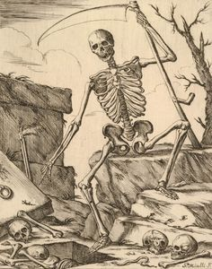 Giuseppe Maria Mitelli, Death, 1675