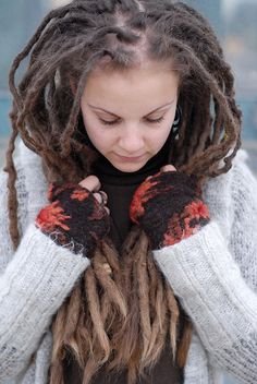 Winter dreads