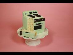 Oven Mini Cake Tutorial Tutorial on Cake Central