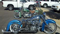 "POST UP YOUR ""LOWRIDER- HARLEY'S"" - Page 5"