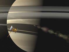 approaching Saturn