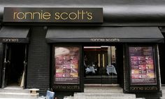 Ronnie Scott's, London. [I was fortunate enough to see the great Buddy Rich here in the 1970's.]