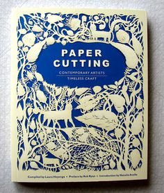 Paper cutting - I want this book!