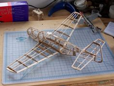 「stick and tissue」の画像検索結果 Airplane Crafts, Airplane Art, Rc Plane Plans, Photo Avion, Balsa Wood Models, Shapes And Curves, Airplane Design, Aircraft Design, Model Airplanes