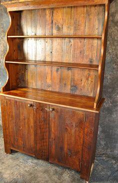 U Haul Furniture Dolly Key: 1941559016 Reclaimed Wood Door, Reclaimed Wood Furniture, Solid Wood Furniture, Rustic Furniture, Antique Furniture, Furniture Dolly, Furniture Plans, Hutch Furniture, Hall Tree Bench