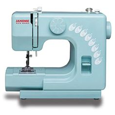 The Janome Sew Mini is the only real sewing machine in its price range! If you are looking for a toy sewing machine you are looking at the wrong machine. Sew Mini is made by Janome the world's leadi...